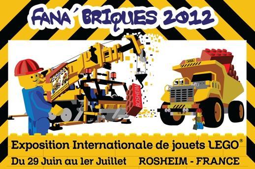 Affiche Fana'2012