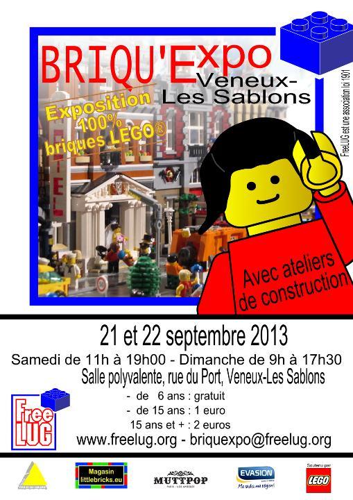 [Expo] BIONIFIGS à Veneux-Les Sablons (77) les 21 & 22 septembre 2013 Expvenaff
